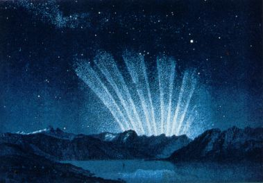 Comet and Earthquake of 1744