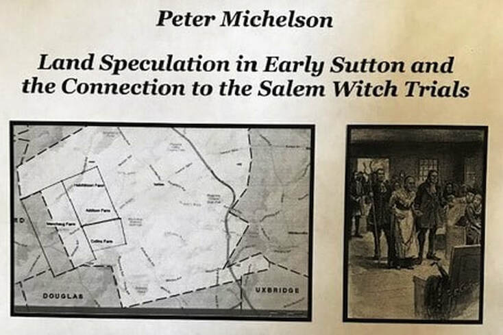Salem Witch Trials and Sutton