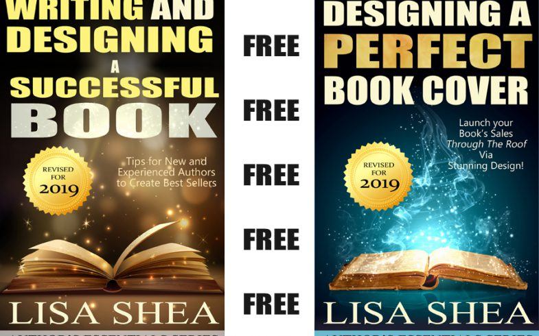 Writing & Cover Design Books FREE