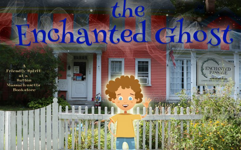 Billy the Enchanted Ghost is now live!!