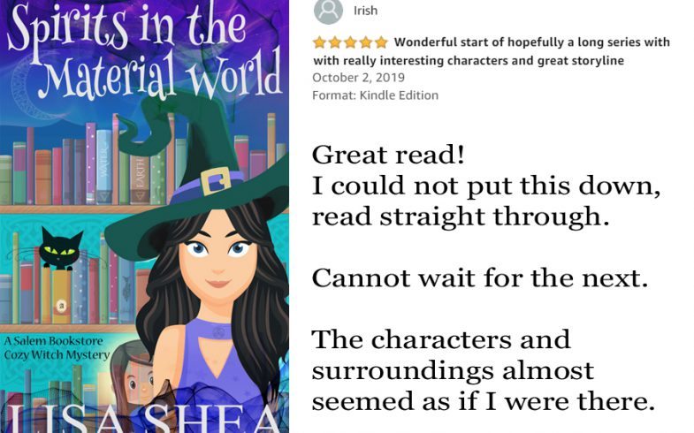 Witch Cozy Mystery