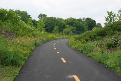Blackstone Valley Bike Path