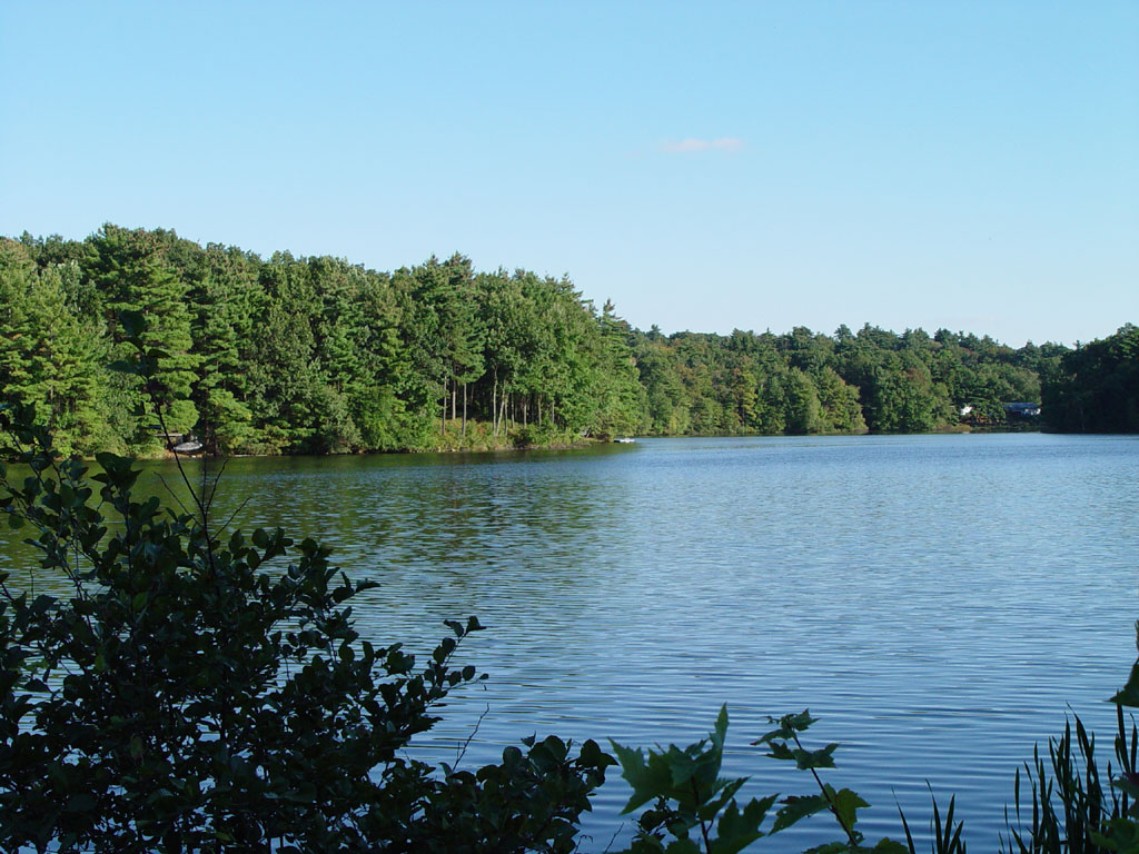 Carpenter Reservoir Northbridge MA