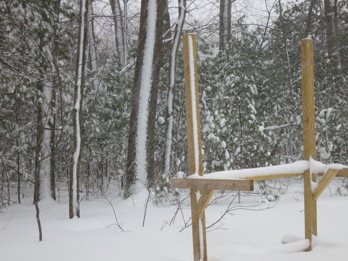 Sutton Massachusetts winter photo