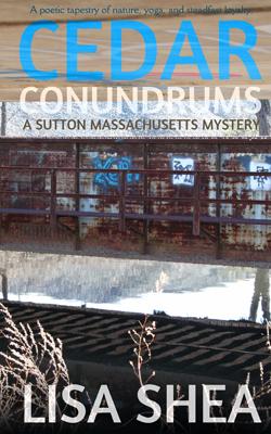 cedar conundrums murder mystery